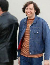 Michael-Gandolfini-denim-jacket