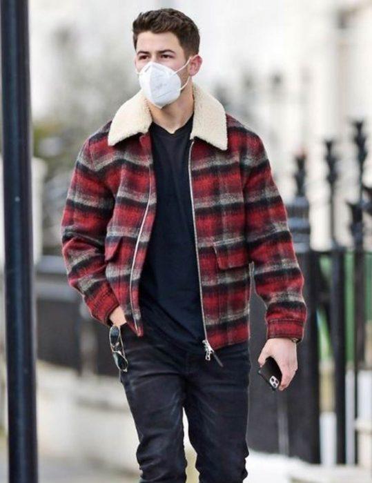 Nick-Jonas-Style-London-Jacket