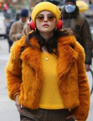 Only-Murders-in-the-Building-Selena-Gomez-fur-Jacket