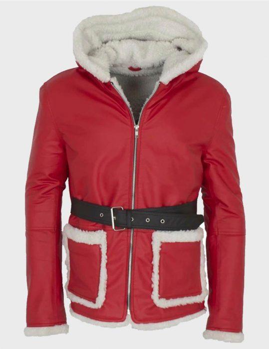Santa-Claus-Leather-Coat