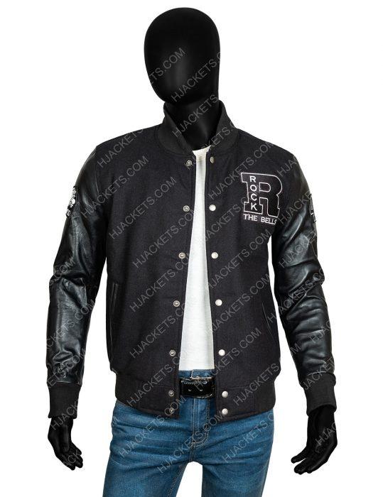 ll cool j rock the bells letterman varsity bomber jacket
