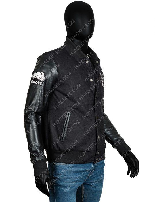 ll cool j rock the bells letterman varsity jacket