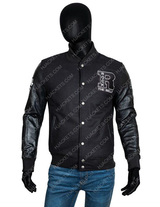 ll cool j rock the bells varsity bomber jacket