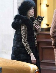 Cruella-Emma-Stone-Fur-Trench-Coat