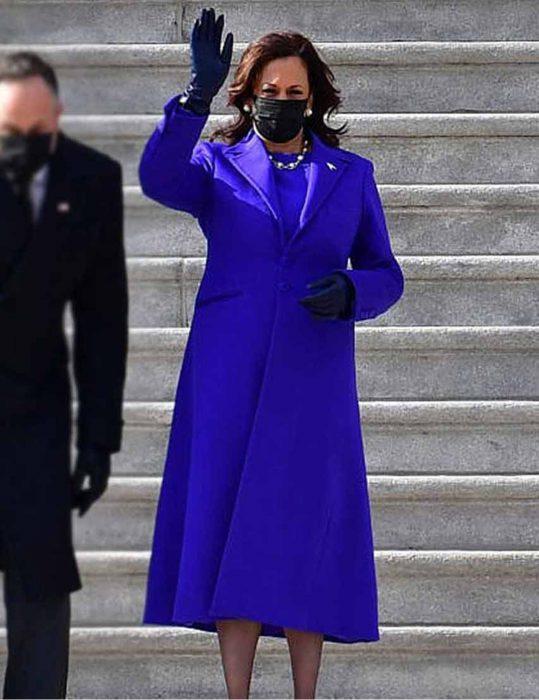 Kamala-Harris-Blue-Trench-Coat