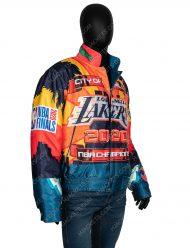 Los Angeles Lakers 2000 Championship Jacket