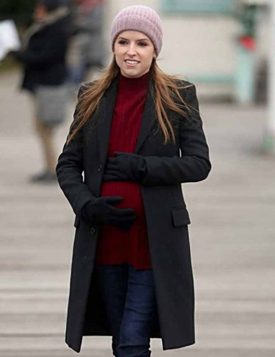 Love-Life-Anna-Kendrick-Black-trench-Coat