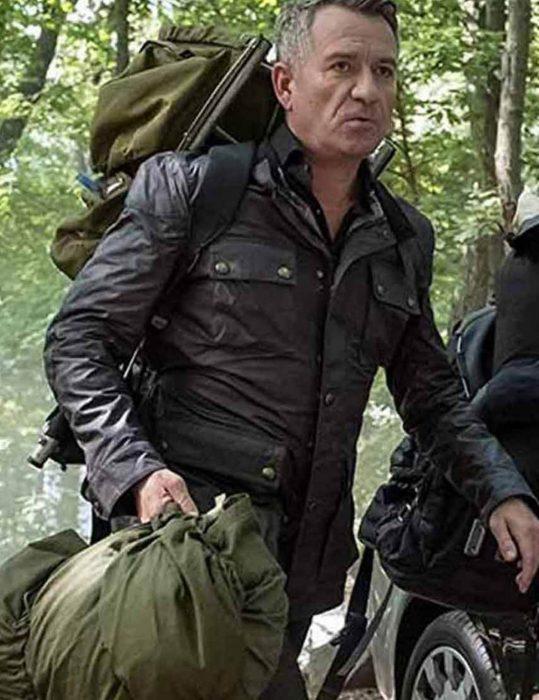 Pennyworth-Gotham-Alfred-Black-Leather-Jacket