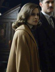 Pennyworth-S02-Emma-Paetz-Trench-Coat