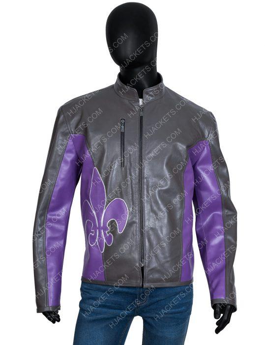 Saints Row Johnny Gat Distressed Jacket