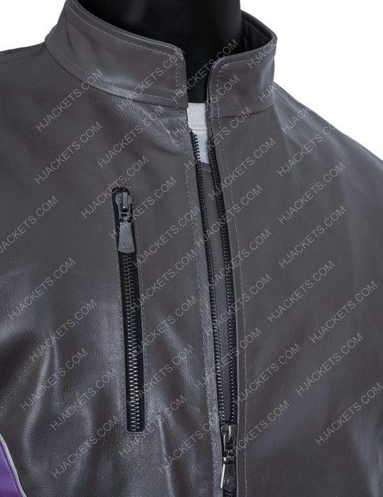 Saints Row Johnny Gat Moto Leather Jacket