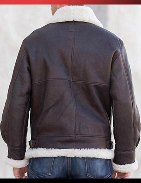 Sylvester-Stallone-Bomber-Aviator-Leather-Brown-Jacket