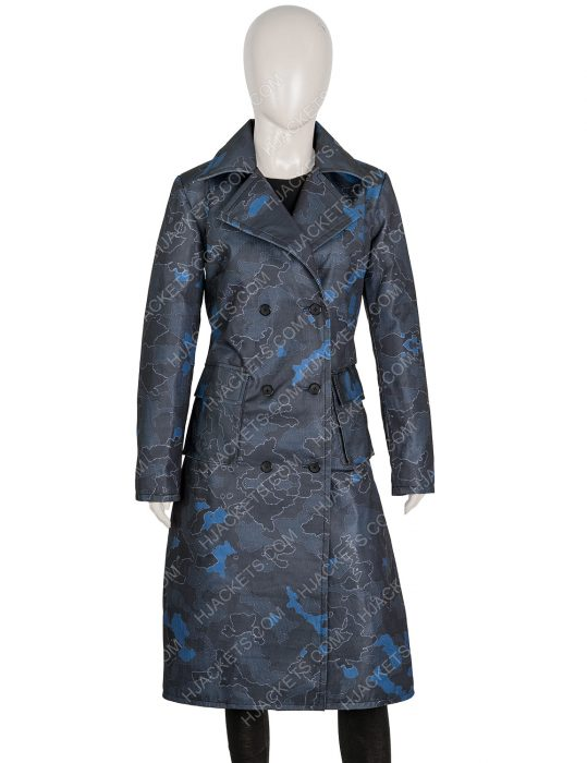 The Equalizer 2021 Robyn McCall Coat