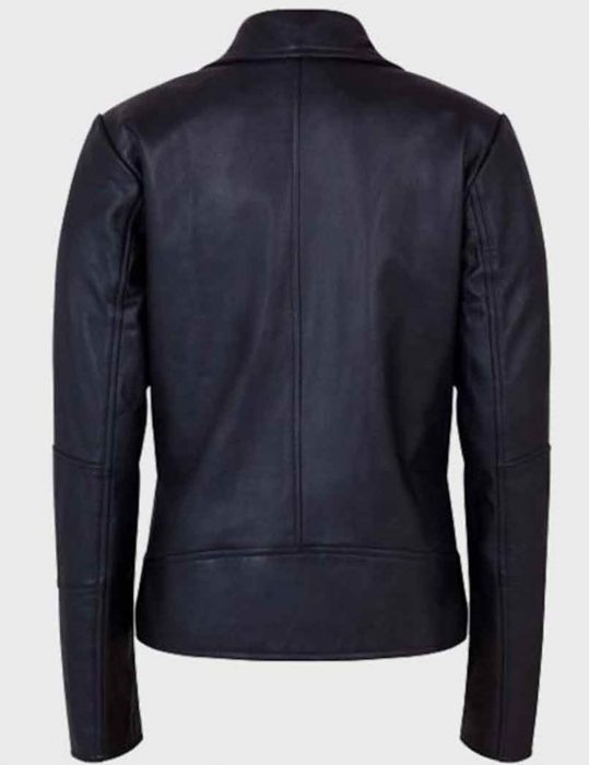 Women's-Asymmetrical--Shawl-Collar-Leather-Jacket