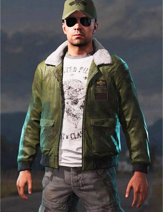 far cry 5 aviator green jacket