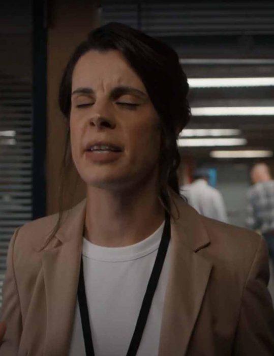 Pretty-Hard-Cases-2021-Samantha-Wazowski-Brown-Blazer