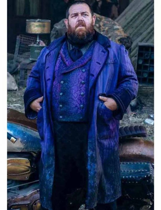 The-Nevers-Nick-Frost-Trench-Coat