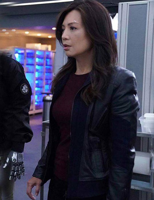 Agents-of-Shield-Season-6-Melinda-May-Leather-Jacket