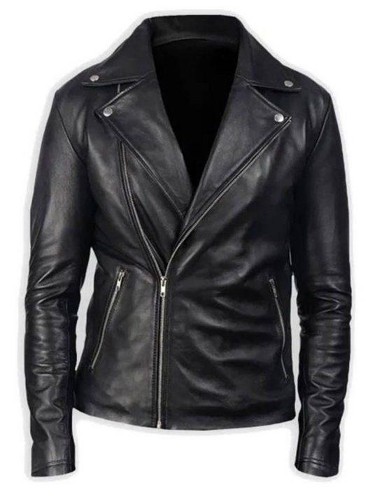 G-Eazy-Black-Leather-Jacket