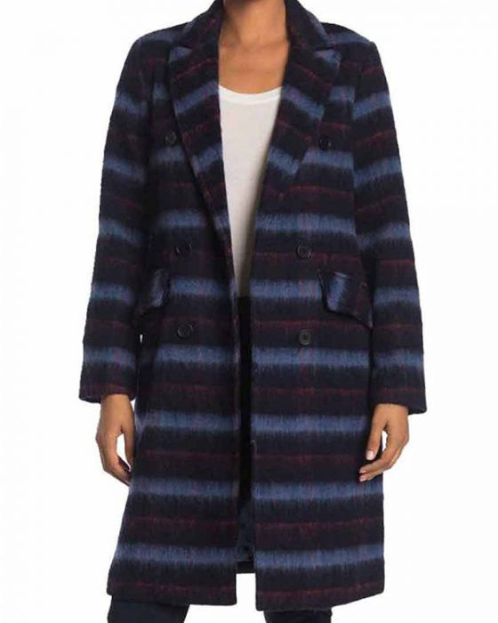 Legacies-Season3-Jenny-Boyd-Plaid-Coat