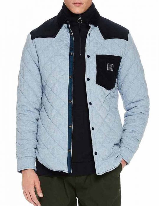 Legacies-Season3-Quincy-Fouse-Quilted-Jacket