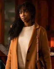 The Equalizer 2021 Fedna Jacquet Coat