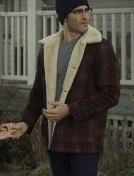 Tyler-Hoechlin-Superman-And-Lois-Plaid-Jacket