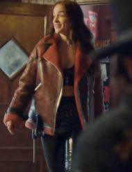 Wynonna-Earp-S04-Melanie-Scrofano-Shearling-Leather-Jacket