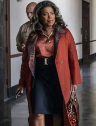 Your-Honor-2021-Lorraine-Toussaint-Brown-Coat
