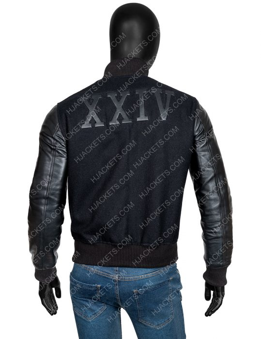 creed michael b jordan lettermen jacket