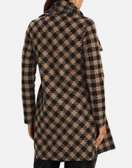 melody bayani the equalizer 2021 liza lapira houndstooth coat