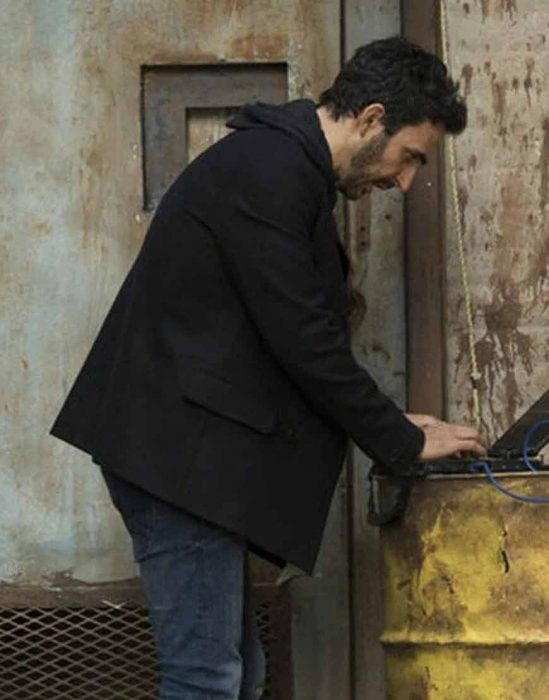 the blacklist s08 aram mojtabai black coat