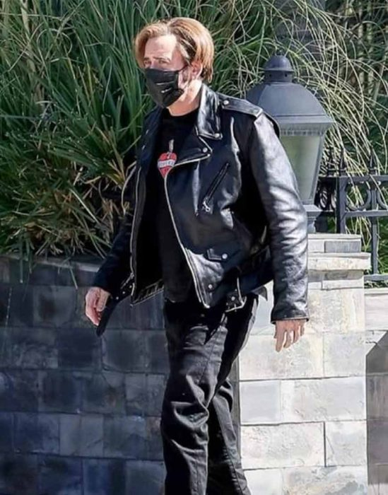 the unbearable weight of massive talent nicolas cage leather jacket