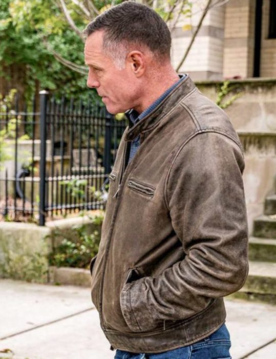 Chicago-P.D.-S07-Hank-Voight-Leather-Jacket