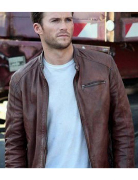 Fate-8-Scott-Eastwood-Brown-Jacket