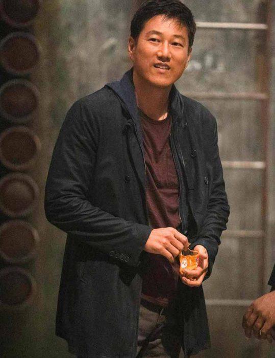 Furious 9 2021 Sung Kang Cotton Jacket