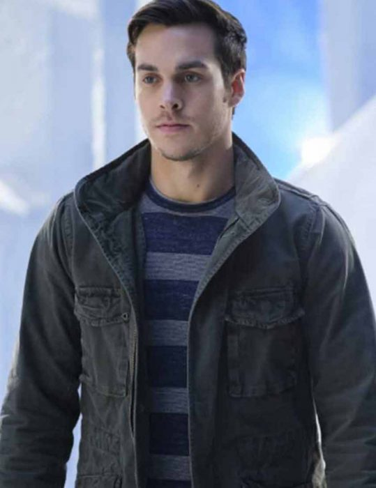 Supergirl-Season-6-Chris-Wood-Cotton-Jacket