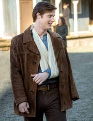 When-Calls-The-Heart-Aren-Buchholz-Leather-Jacket