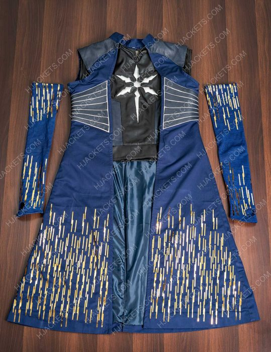 the flash s06 caitlin snow coat