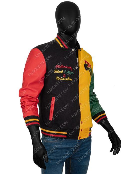Donovan Mitchell Letterman Jacket