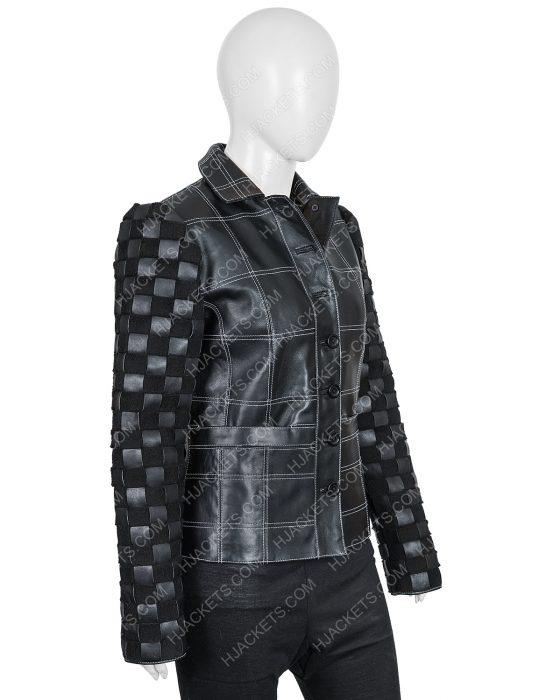 Emma Stone Cruella Deville black Jacket