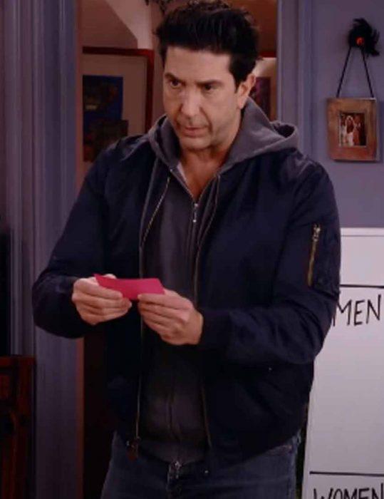 Friends-The-Reunion-David-Schwimmer-Jacket