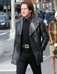Halston-2021-Ewan-McGregor-Black-Leather-Coat