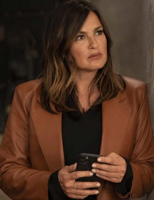 Law-and-Order-Olivia-Benson-Blazer