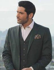 Lucifer-Season-5-Tom-Ellis-Green-Suit