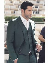 Lucifer Season 5 Tom Ellis Suit