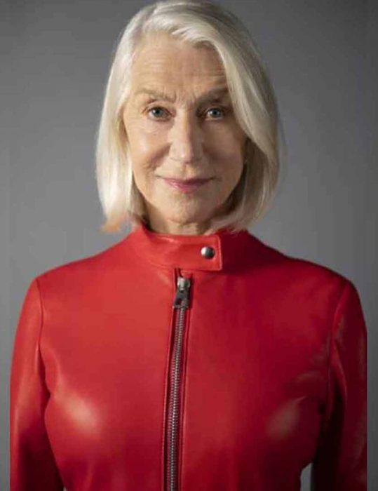 Solos-2021-Helen-Mirren-Red-Leather-Jacket