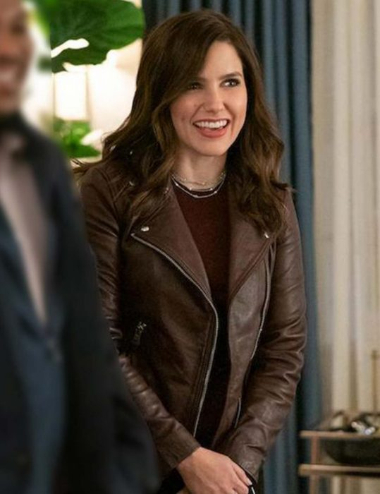 Love,-Victor-Veronica-Brown-Leather-Jacket