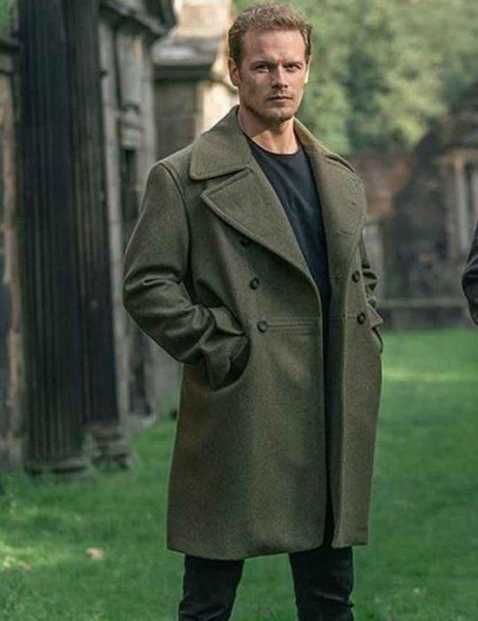 Men-in-Kilts-Sam-Heughan-Coat