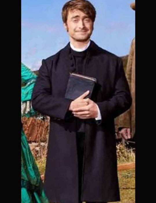 Miracle-Workers-Daniel-Radcliffe-Black-Coat